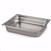 Stainless Steel Serving Pan