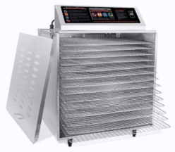 Commercial dehydrator w/ Chrome