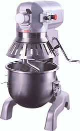 Very Powerful 20qt Commercial Dough Mixer