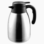 1.5 Ltr. Coffee Carafe Black SS