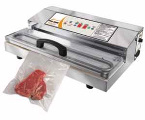 Commercial Grade Vacuum Sealer made of Stainless Steel