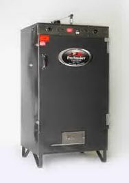 Commercial Pro-smoker 300p