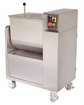 100lb Commercial Deer Processing Meat Mixer