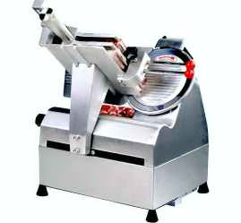 Heavy duty 12 in. electric meat slicer