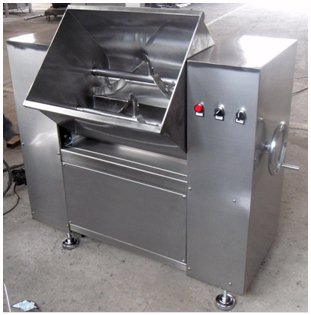 150 LB.Dual Shaft Meat Mixer