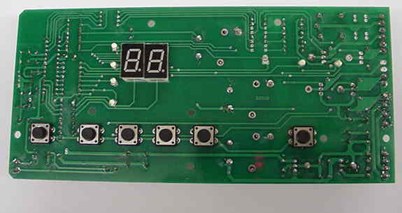 Circuit Board for 16' & 20' Vacuum Machine