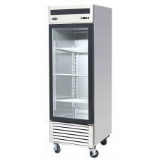 16 cu ft. Single Door Refrigerated Glass Merchandiser