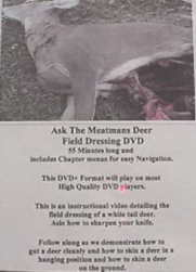 Deer Slaughtering DVD