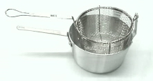 5.5 Qt fryer set
