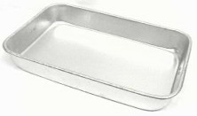 Aluminum Bake Pan with Handles