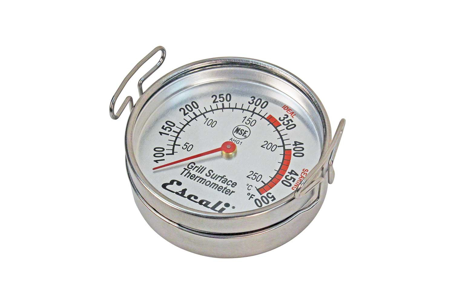 Thermometer for Grill Surface