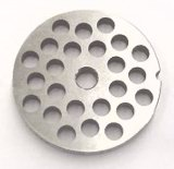 Stainless Steel Grinder Plate