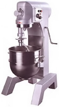commercial bowl mixers