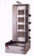 commercial vertical broilers